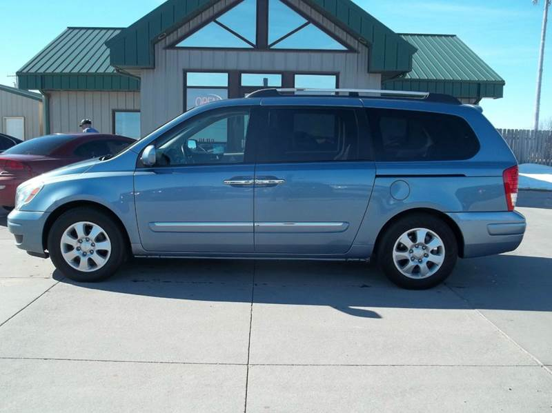 2007 hyundai entourage gls 4dr mini van in kearney ne for Lanny carlson motor inc kearney ne