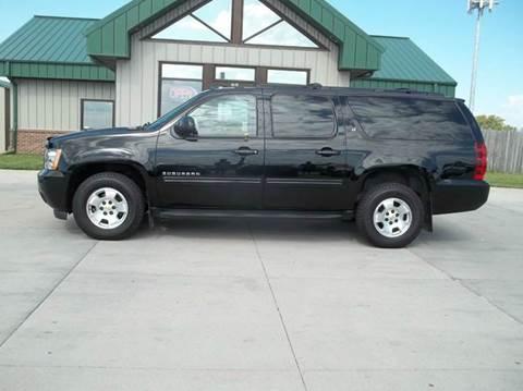2011 chevrolet suburban for sale for Lanny carlson motor inc kearney ne