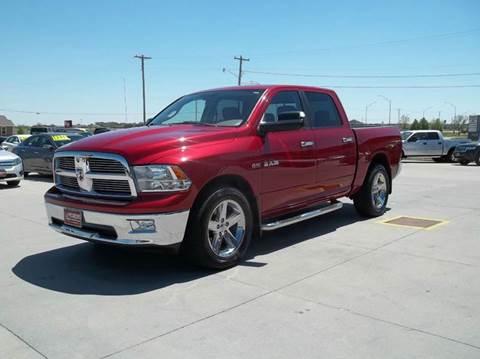 2010 dodge ram pickup 1500 for sale for Lanny carlson motor inc kearney ne
