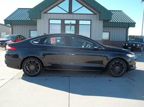 2014 ford fusion for sale kearney ne for Lanny carlson motor inc kearney ne