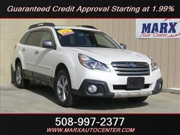 2013 Subaru Outback for sale in New Bedford, MA