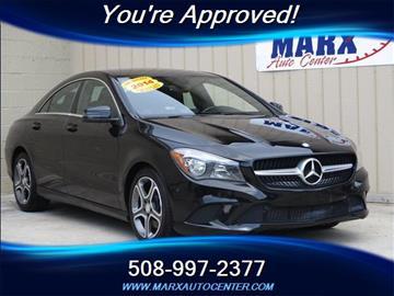 2014 Mercedes-Benz CLA for sale in Dartmouth, MA