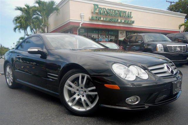 Mercedes benz sl class for sale for Mercedes benz delray service hours