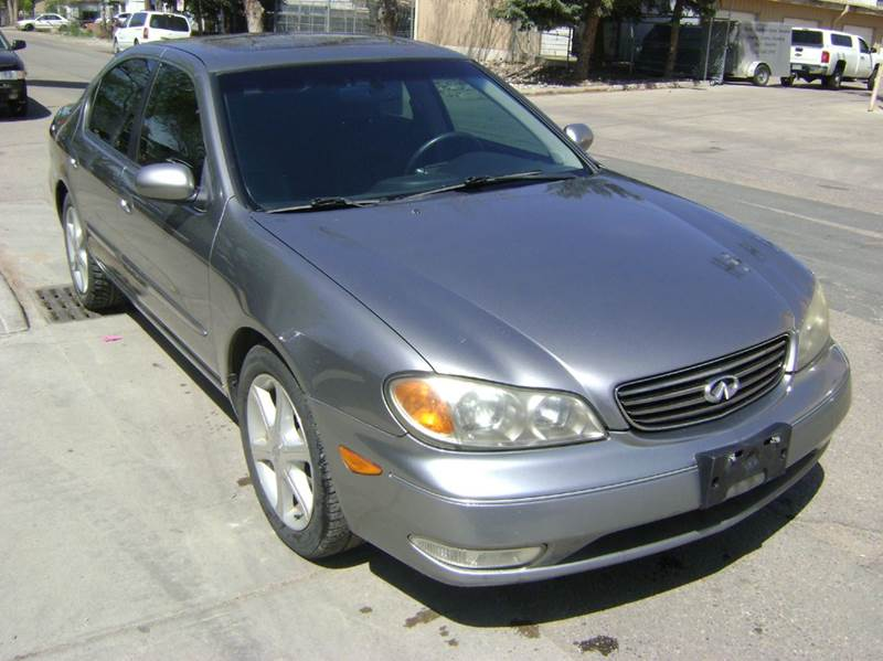 2003 Infiniti I35 4dr Sedan - Denver CO
