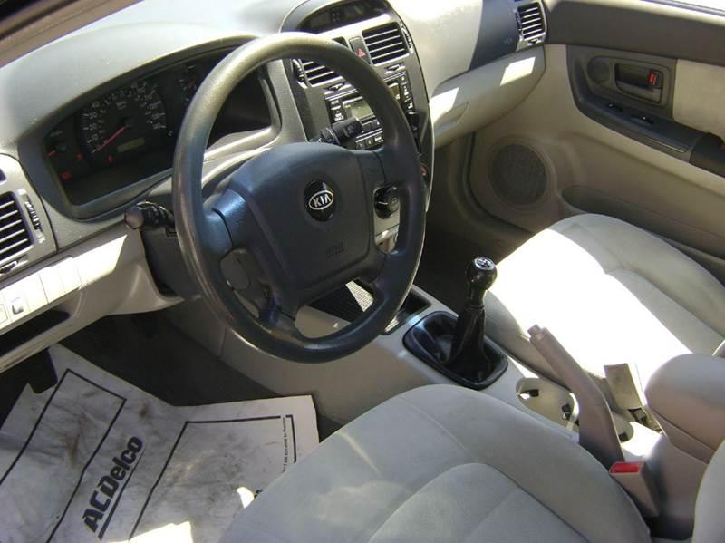 2005 Kia Spectra EX 4dr Sedan - Denver CO