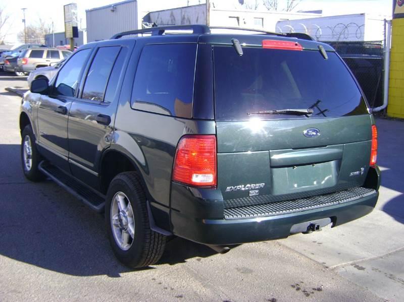 2004 Ford Explorer AWD XLT 4dr SUV - Denver CO