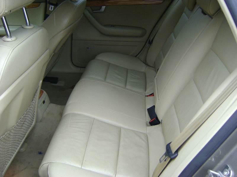 2007 Audi A4 AWD 2.0T Avant quattro 4dr Wagon (2L I4 6A) - Denver CO
