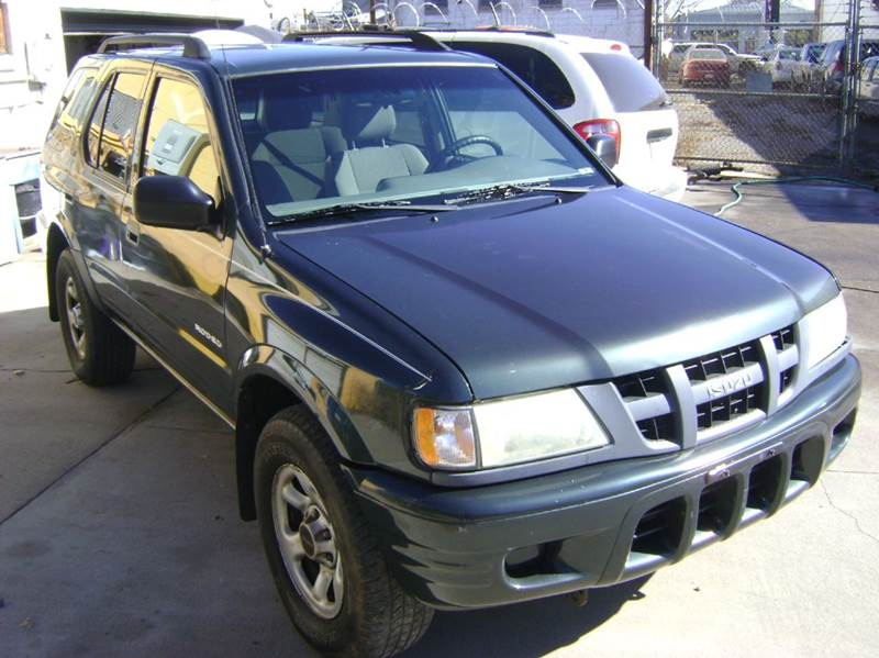 2004 Isuzu Rodeo S 4WD 4dr SUV - Denver CO