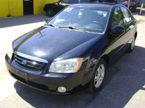 2005 Kia Spectra