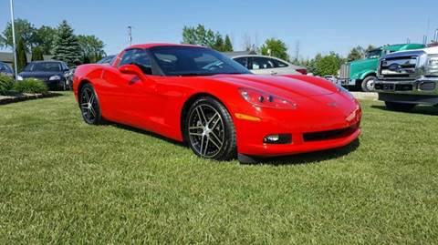 2013 Chevrolet Corvette for sale in Ubly, MI