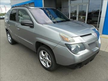 Pontiac Aztek For Sale Bixby Ok
