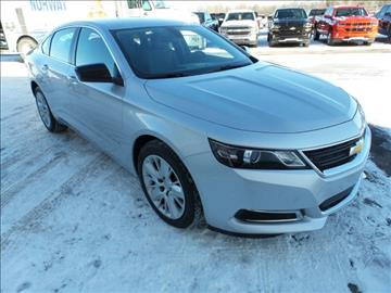 2016 Chevrolet Impala for sale in Escanaba, MI