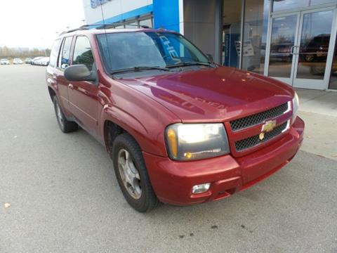 2008 Chevrolet TrailBlazer for sale in Escanaba, MI