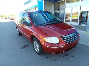 2005 Chrysler Town and Country for sale in Escanaba, MI