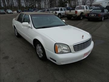 2004 Cadillac DeVille for sale in Escanaba, MI