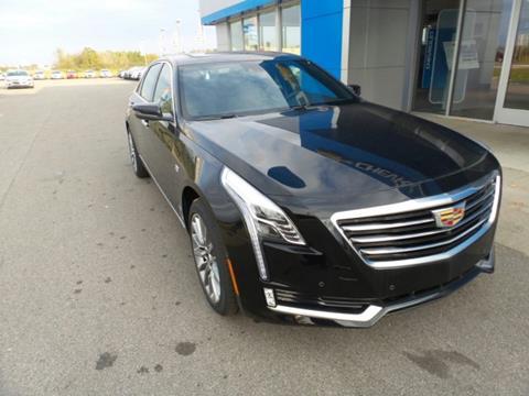 2018 Cadillac CT6 for sale in Escanaba, MI