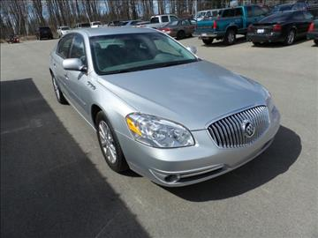 2011 Buick Lucerne for sale in Escanaba, MI