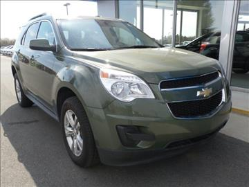 2015 Chevrolet Equinox for sale in Escanaba, MI