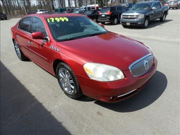 2008 Buick Lucerne for sale in Escanaba, MI