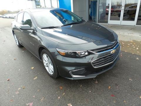 2017 Chevrolet Malibu for sale in Escanaba, MI