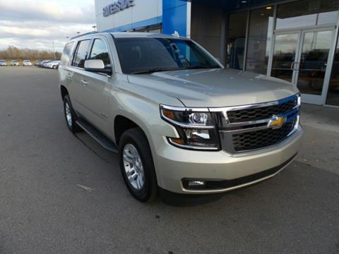 2015 Chevrolet Tahoe for sale in Escanaba, MI