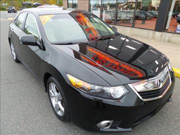 2012 Acura TSX for sale in Marquette, MI