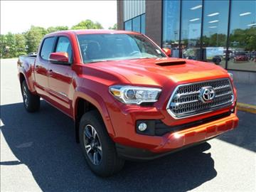 2017 Toyota Tacoma for sale in Marquette, MI