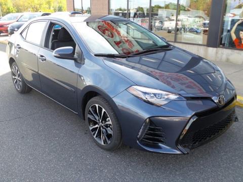 2018 Toyota Corolla for sale in Marquette, MI