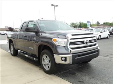 2017 Toyota Tundra for sale in Marquette, MI