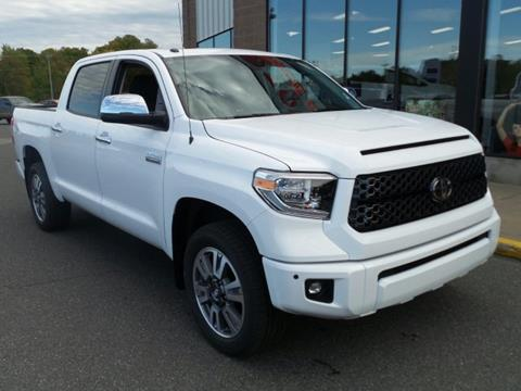 2018 Toyota Tundra for sale in Marquette, MI