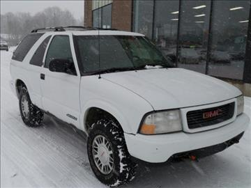 2000 GMC Jimmy for sale in Marquette, MI