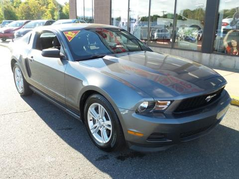 2012 Ford Mustang for sale in Marquette, MI