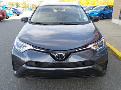 2018 Toyota RAV4 for sale in Marquette, MI