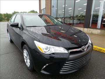 2017 Toyota Camry for sale in Marquette, MI