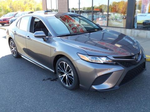 2018 Toyota Camry for sale in Marquette, MI