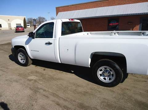 2011 Chevrolet Silverado 1500 for sale in Hastings, NE