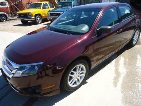 2012 Ford Fusion for sale in Hastings, NE