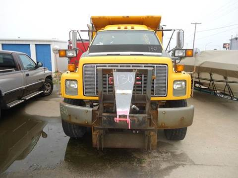 2000 GMC c-series tandam dump for sale in Hastings, NE