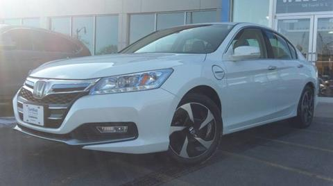 2014 Honda Accord Plug In For Sale In La Crosse, WI