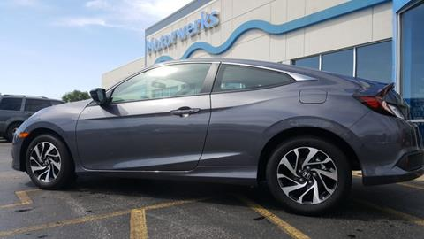 2017 Honda Civic for sale in La Crosse, WI