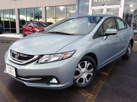2014 Honda Civic for sale in La Crosse, WI