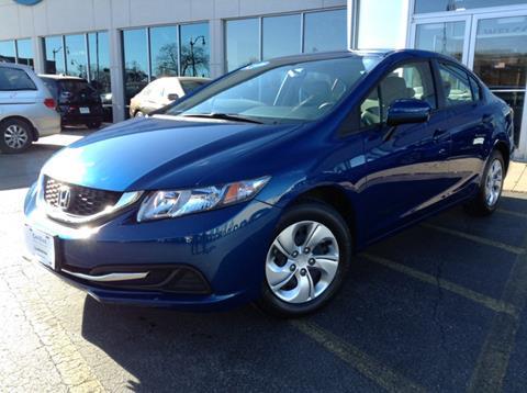 2015 Honda Civic for sale in La Crosse, WI
