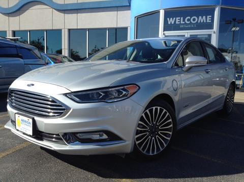 2017 Ford Fusion Energi for sale in La Crosse, WI