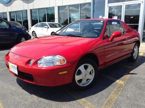 1993 Honda Civic del Sol for sale in La Crosse, WI