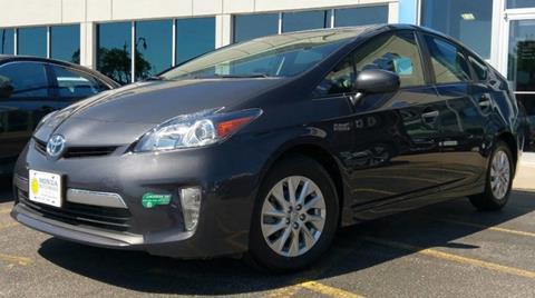 Toyota Prius For Sale >> Toyota Prius For Sale In La Crosse Wi Carsforsale Com