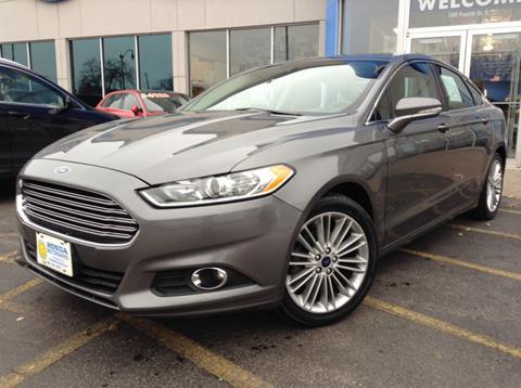 Ford Fusion For Sale In La Crosse Wi Carsforsale Com