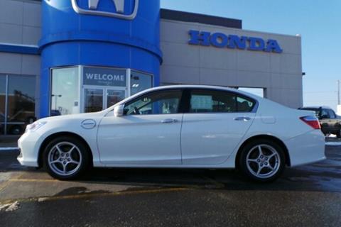 2014 Honda Accord Plug-In for sale in La Crosse, WI