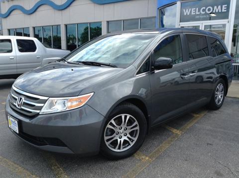 2012 Honda Odyssey for sale in La Crosse, WI