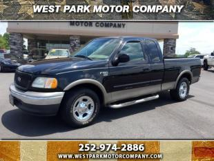 2001 Ford F-150 for sale in Washington, NC