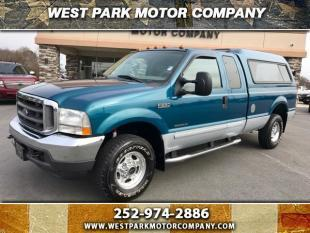 2002 Ford F-250 Super Duty for sale in Washington, NC